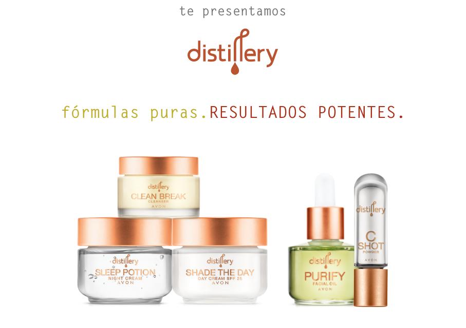 destillery